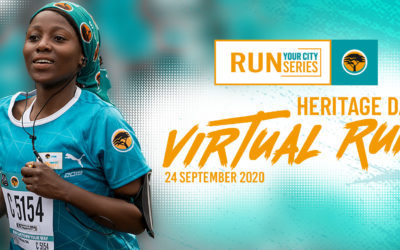 FNB Run Your City Series launches Heritage Day Virtual Run