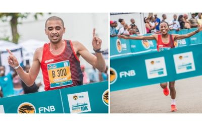 Boxer Athletes excited to take on the FNB Run Your City Series Heritage Day Virtual Run