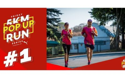 Run Your City Series launches Friday 5K Pop Up Run Campaign
