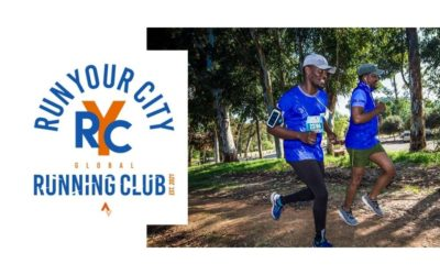 Run Your City Series Running Club releases first challenge on Strava!
