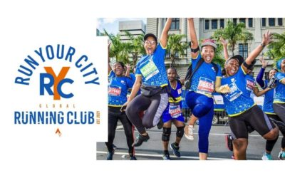 Run Your City Series launches Running Club on Strava!