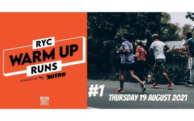 RUN YOUR CITY Series launches exciting WARM UP RUNS powered by PUMA NITRO